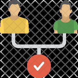 Hiring Process Icon