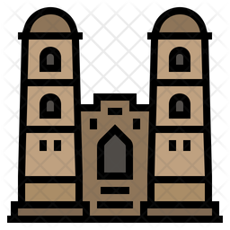 Hissar Fort Icon