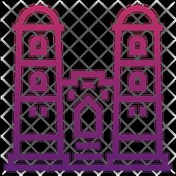 Hissar Fort Icon