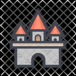 Historical Castle Icon