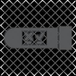 Hiv Test Icon