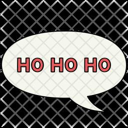 Ho ho ho Icon