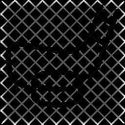 Hockey Line Icon