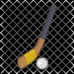 Hockey Game Icon