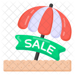 Holiday Sale Icon