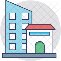 Home and Office Icon