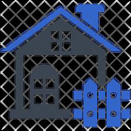 Home Area Border Icon
