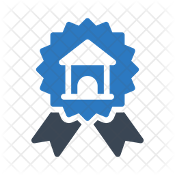 Home Badge Icon