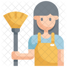 Home Cleaning Icon