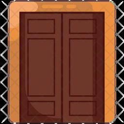 Home Door Icon
