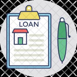 Home Loan Application Icon
