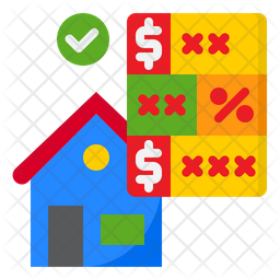 Home Loan Interest Icon