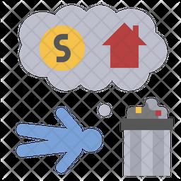 Homelessness Icon
