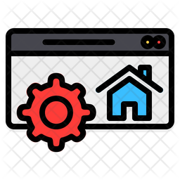 Homepage Setting Icon