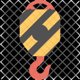 Hook Flat Icon