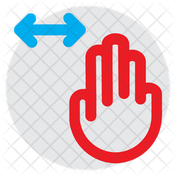 Horizontal Pinch Icon