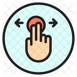 Horizontaltap Icon