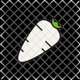Horseradish Icon