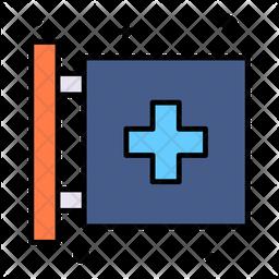 Hospital Board Icon