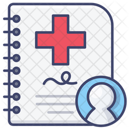 Hospital File Icon