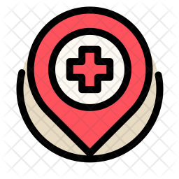 Hospital place Icon