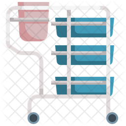 Hotel Cart Icon