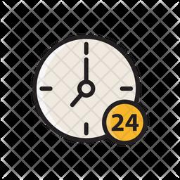 Hour service Icon