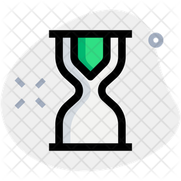 Hourglass Start Icon