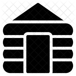 House Glyph Icon