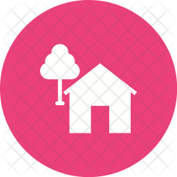 House Icon Of Glyph Style Available In Svg Png Eps Ai Icon Fonts