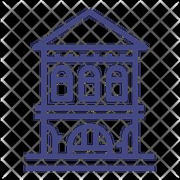 House Gradient Icon