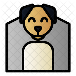 House Colored Outline Icon