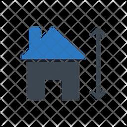 House Blueprint Icon