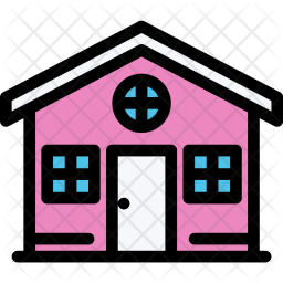 House, City, Realtor, Real, Estate Icon