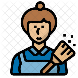 House Keeper Icon