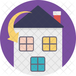 House Moving Service Icon