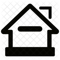 House Remove Icon