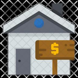 House sale Icon
