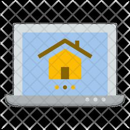House website Icon