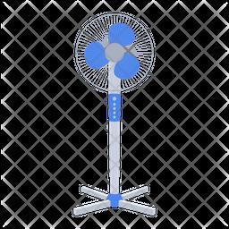Household fan Icon