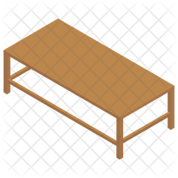 Household Table Icon