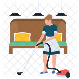 Housekeeping Icon