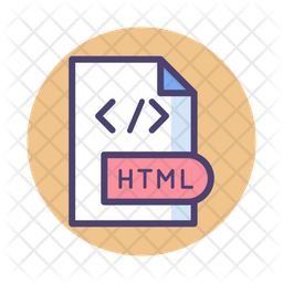 Html Document Icon