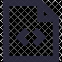 Html File Icon