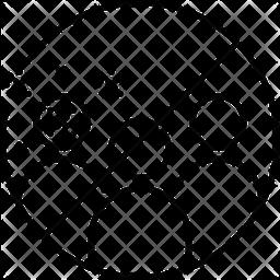 Human Line Icon