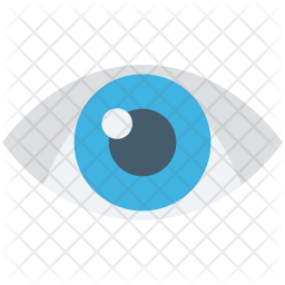 Human Eye Icon Of Flat Style Available In Svg Png Eps Ai Icon Fonts