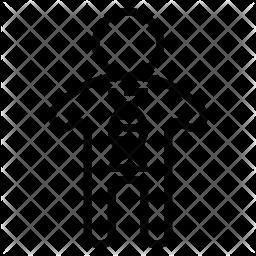 Human Genome Icon