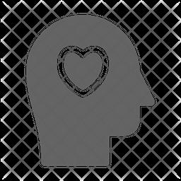 Human love Icon