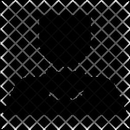 Human Neck Icon