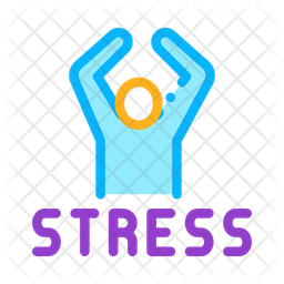 Human Stress Icon